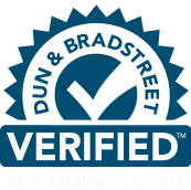 PopcornApps - Dun & Bradstreet verified since Oct 29th, 2016